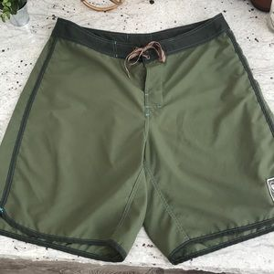 Howler Bro's men's swim trunks